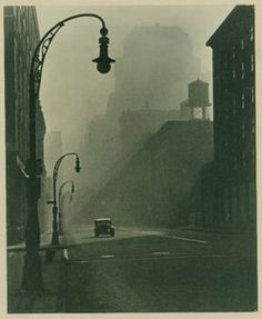 Impressions of Chicago, 1932, Chicago. Gordon Coster