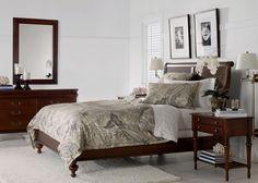 Ethan Allen Cayman Bed