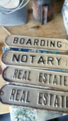 Barn Find Vintage Signs 192 different kinds