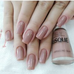 Most Sexy and Trendy Prom and Wedding Acrylic Nails and Matte Nails for this Season - Amately Elegant Nails, Classy Nails, Trendy Nails, Simple Nails, Brown Nail Polish, Nail Polish Colors, Polish Nails, Diy Nail Designs, Acrylic Nail Designs