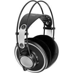 The AKG K702 are reference, open, over-ear studio headphones for precision listening, mixing and mastering at a bargain price. Read the full AKG K702 review. #akg #akgheadphones #headphones #akgk702
