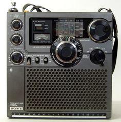 Shortwave Receiver Sony ICF-5900 W