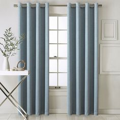 Courtney Texture Drapery Solid Room Darkening Thermal Grommet Single Curtain Panel Home Cooler, Room Darkening, Trendy Colors, Curtain Rods, Panel Curtains, Drapery, Decorative Pillows, Room Ideas