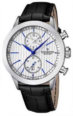 2b28dbeed3 Pánske hodinky Candino C4505 2 Athletic Chic + darček na výber
