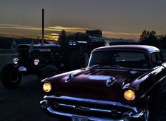 Drive in Movie - Classic Car Week