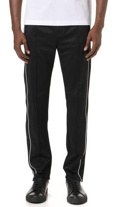 VINCE Track Pants. #vince #cloth #pants