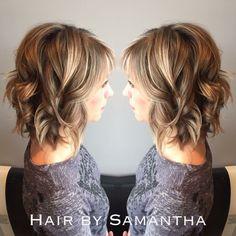 Multi-dimensional blonde #winnipeghair #winnipegstylist #aveda #hair2dye4 Instagram @hair_by_Samantha Twitter @hairz_by_Sam Email samantha@hair2dye4.ca
