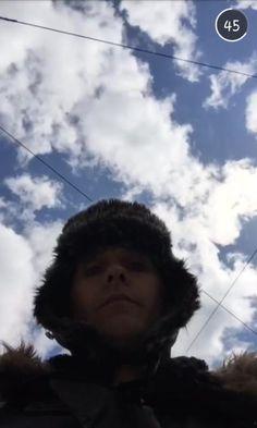 Jared Leto #Snapchat