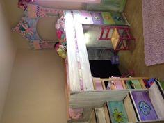 Princess room I like the idea