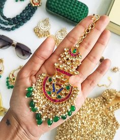 Portfolio of Prerto Tikka Jewelry, India Jewelry, Jewelery, Indian Wedding Jewelry, Bridal Jewelry, Indian Bridal, Bridal Jewellery Inspiration, Traditional Indian Jewellery, Bollywood Jewelry