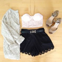 #kfashion #shorts #belt