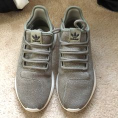 online store 0dadc 15414 adidas Shoes   Adidas Tubular Shadow Sneakers   Color  Gray Silver   Size  6