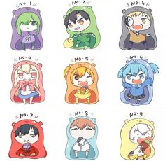 I've never even seen Umaru-chan but u saw Kage-pro and u was like YES