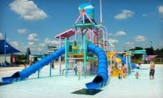 Splash Adventure Water Park in Bessemer, Alabama