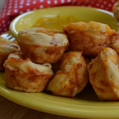 Can you say easy peasy walk a weasy? These are so simple and so delicious! The prep work is less than 10 minutes! They can be served plain or with a little honey mustard. The hone…