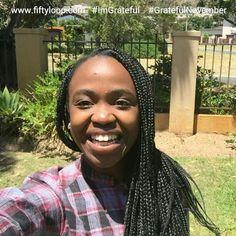Grateful November by Fiftyloop Mbali Mahlangu