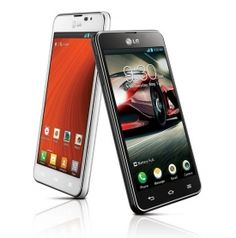 Here is the complete specs of LG Optimus F5.