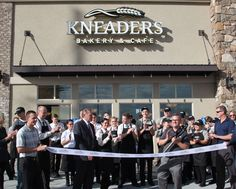 KNEADERS BAKERY & CAFE OPENS NEWEST LOCATION IN AMMON IDAHO | Ball Ventures