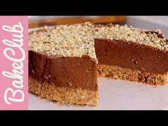 Υπέροχη τάρτα με Nutella χωρίς ψήσιμο (Video)! |