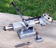 SB Tailstock turret: