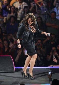 Jenni Rivera se fue en la cumbre del éxito
