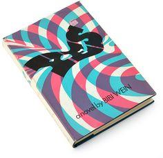 psychedelic design, 60s book jacket, hippie design, overprinting