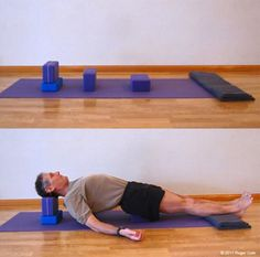 77 best iyengar yoga restorative images  iyengar yoga