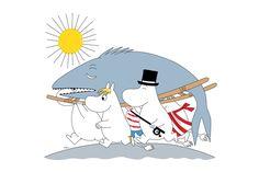 Moomin - Big Fish