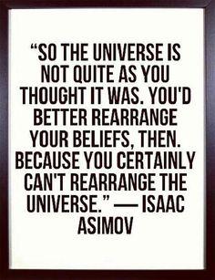 #Atheism #IsaacAsimov