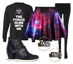 """""""Star Wars Day"""" by songbird1413 ❤ liked on Polyvore featuring Ash"""