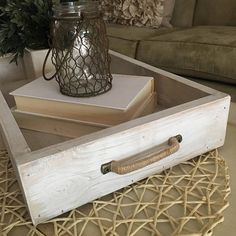 Decorative Trays For Ottomans Rustic Wood Traysdecorative Traycoffee Table Traywood Tray
