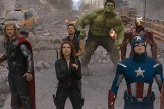 Robert Downey Jr, Scarlett Johansson, Chris Evans, Chris Hemsworth, Jeremy Renner, Mark Ruffalo, Avengers, Age of Ultron Marvel, 110915