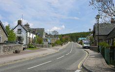 Lairg Main Street