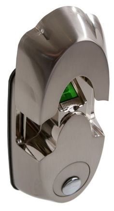 NextBolt High Security NX5 Biometric Lock Finish: Satin Nickel...