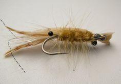 Branham's Shrimp Bonefish Fly