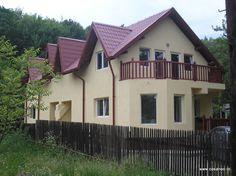 Constructii case structura combinata, parter zidarie, etaj lemn - cum am construit duplex-ul de la Poiana Campina, jud. Prahova