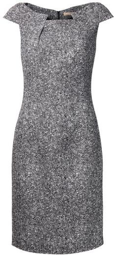 Michael Kors: This dress looks so chic and perfect for a day in the office. Sexy, subtle, so Claire Underwood