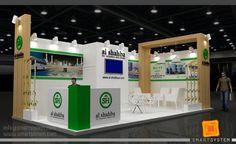 Smart System | AL SHABBA Fuar Standı