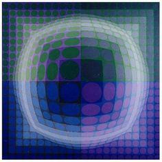 Victor Vasarely ~ Pal-Ket