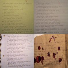 Omg! This is the poem from the perks of being a wallflower