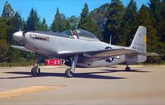 Coming in to park P-51H Mustang. P51 Mustang, Aviation Art, Fighter Jets, Aircraft, Park, American, Aviation, Parks, Planes