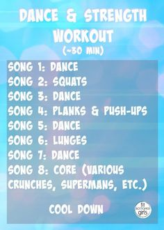 Home Workout: Dance and Strength | Fit Bottomed Girls
