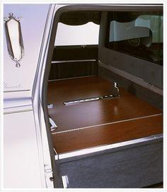 Cadillac Ultimate Funeral Car