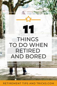 Are you retired and bored? In this article we give you 11 great things to do when you're bored in retirement. Retirement Advice, Happy Retirement, Retirement Cards, Saving For Retirement, Retirement Planning, Retirement Budget, Elderly Activities, Dementia Activities, Craft Activities