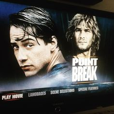 Just me and the pooch at home so time for some quality viewing whilst eating dinner and doing the ironing  #pointbreak #johnnyutah #surfsupace #nicepointbreak #keanureeves #patrickswayze #surfing #theexpresidents #theexpresidentsaresurfers #bellsbeach #la #santamonica #santamonicapier #soundtrack #awesomemovie #50yearstorm #loripetty #1991 #90s #lawyersdontsurf #anthonykedis #warchild #thisisstimulatingbutwereoutofhere #bodhi #utahgetme2 by healthy_holyoak http://ift.tt/1KnoFsa