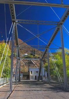 Clifton AZ Bridge