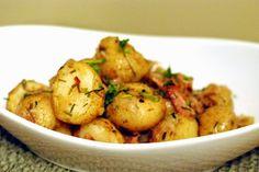 German Potato Salad   Aunt Bee's Recipes