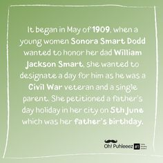 Do you know the story behind this special day?  #digitalmarketing #papa #fathersday #fathersday2020 #daddysgirl #fatherandson #father #story #fatheranddaughter #fathersdaycelebrations Father And Son, Fathers Day, Daddys Girl, Single Parenting, Did You Know, Digital Marketing, Instagram, Single Parent, Father's Day