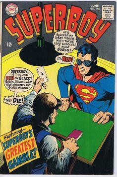 Superboy #148. ephemeritor.com