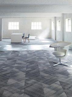 Patcraft Geometrix Facet Carpet tile